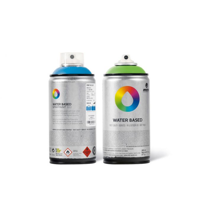 Montana Colors Water Based 300 Spray Paint